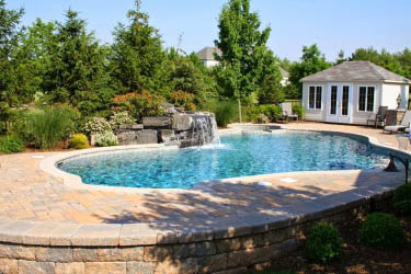 Backyard Pool Designs & Projects