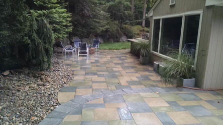 Patio Landscape Design